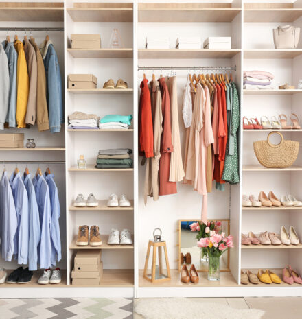 5 Reasons Why You Need A Custom Closet Organizer