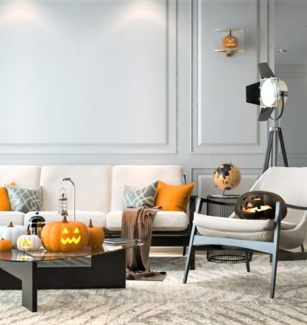How to Organize Your Halloween Decorations