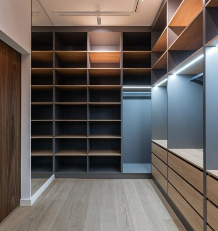 What is the Cost of Custom Closet in Fredericksburg?