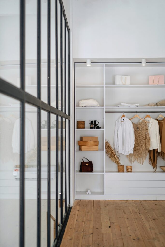cost custom closet Fredericksburg