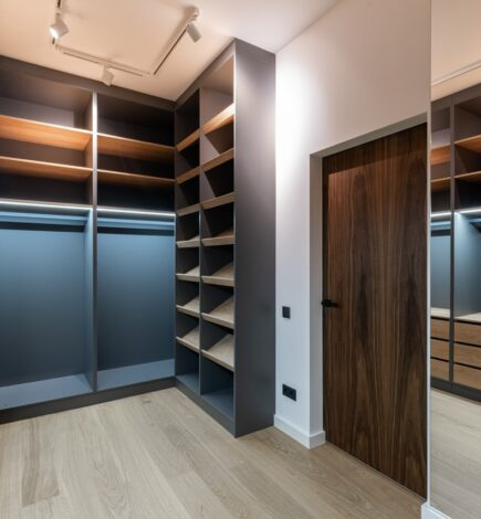 Custom Closet Designs and Ideas To Implement Easily