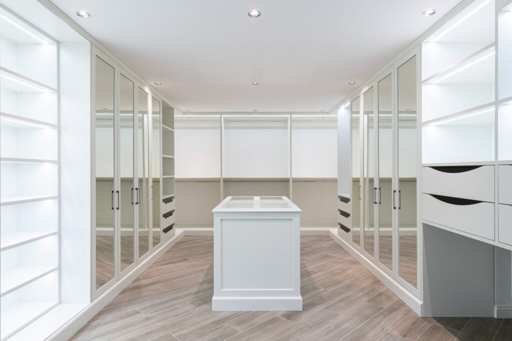 custom closet financing