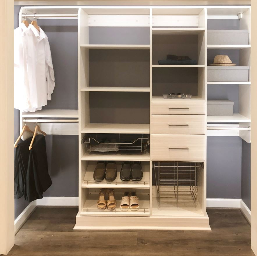 custom closet needs
