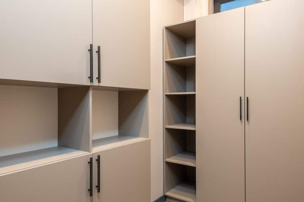 custom closet options
