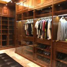 ideas walkin closet Fredericksburg