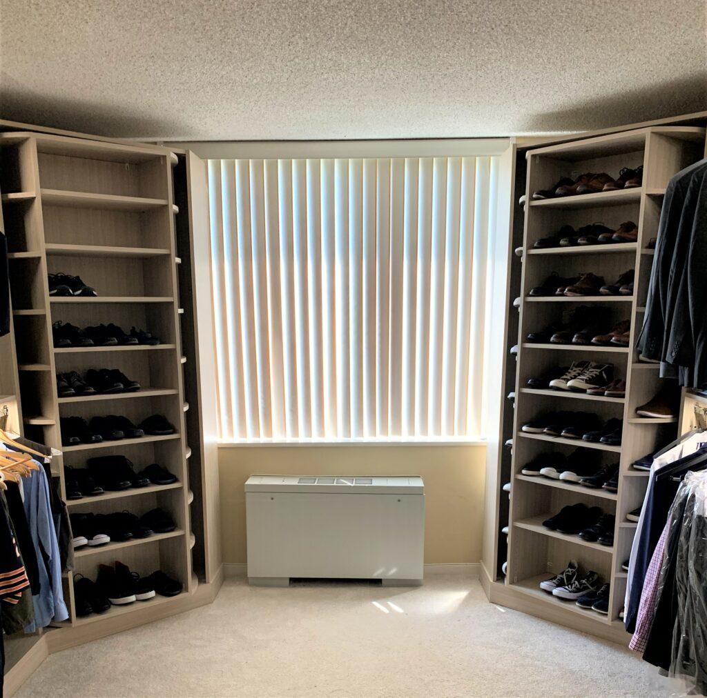 type custom closets
